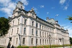 El parlamento de Quebec Fotografía de archivo libre de regalías
