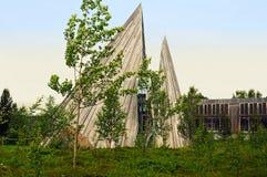 El parlamento de Sami Imágenes de archivo libres de regalías