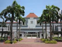 El parlamento de Singapur Imágenes de archivo libres de regalías