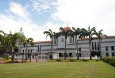 El parlamento de Singapur contiene Fotos de archivo libres de regalías