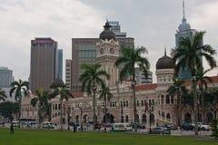 El parlamento en Kuala Lumpur Fotos de archivo libres de regalías