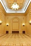 El parlamento - interior Imágenes de archivo libres de regalías