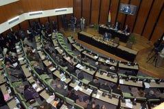 El parlamento kurdo Imágenes de archivo libres de regalías