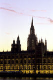 El parlamento Londres Fotos de archivo