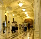 El parlamento rumano Fotografía de archivo