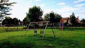 El parque Foto de archivo libre de regalías