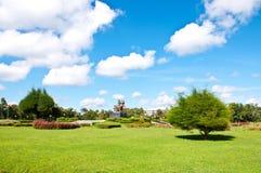 El parque Fotografía de archivo