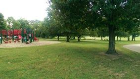 El parque Foto de archivo