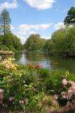 El parque de San Jaime en Londres Imagenes de archivo