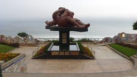El Parque del Amor in Miraflores Fotografie Stock