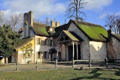 El parque del castillo de Versalles fotos de archivo libres de regalías