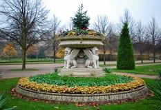 El parque del regente en Londres Fotografía de archivo
