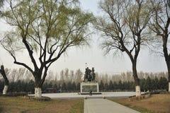 El parque del wulihe fotografía de archivo