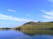 El parque nacional croata de Kornati Imágenes de archivo libres de regalías