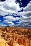 El parque nacional de la barranca de Bryce Fotos de archivo
