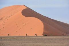 El parque nacional de Namib-Naukluft Foto de archivo