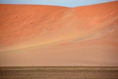 El parque nacional de Namib-Naukluft Imagen de archivo