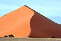 El parque nacional de Namib-Naukluft Foto de archivo libre de regalías