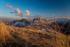 El parque natural grande de Thach de la montaña Imagenes de archivo