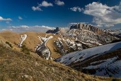 El parque natural grande de Thach de la montaña Imagen de archivo