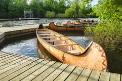 El parque Rivière-DES-Mille-ÃŽles Fotografía de archivo libre de regalías