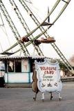 El parque temático Fotografía de archivo libre de regalías