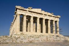 El Parthenon fotos de archivo libres de regalías
