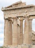 El Parthenon imagen de archivo libre de regalías