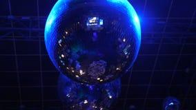 El partido enciende la bola del disco metrajes