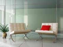 El pasillo adentro es hoteles cuidados Imagen de archivo libre de regalías