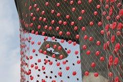 El pasillo de Suiza de la expo del mundo de Shangai Fotografía de archivo libre de regalías