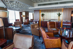 El pasillo del hotel fotos de archivo libres de regalías