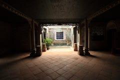 El pasillo magnífico Imagen de archivo
