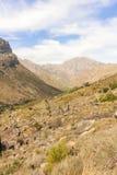 El paso de Michell en Western Cape, Suráfrica Imágenes de archivo libres de regalías
