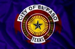 El Paso il Texas royalty illustrazione gratis