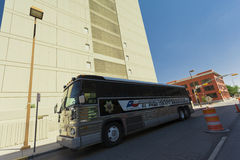 El Paso Sheriff Bus Stock Photos