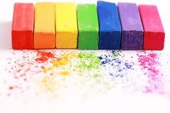 Fondo en colores pastel Fotos de archivo libres de regalías