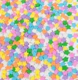 El pastel protagoniza el fondo Imagen de archivo libre de regalías