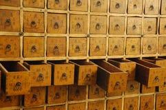 El pecho de cajones foto de archivo libre de regalías