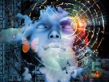 El pensador libre illustration