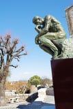 El pensador - San Pablo #9 Fotos de archivo libres de regalías