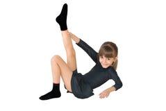 El pequeño bailarín fotos de archivo libres de regalías