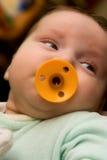 El pequeño bebé Fotos de archivo libres de regalías