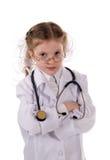 El pequeño doctor Imagenes de archivo