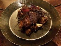 El peri del peri del pollo es un plato clásico Fotos de archivo