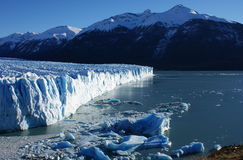 El perito moreno Royalty Free Stock Photo