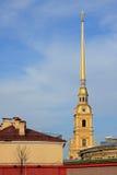 El Peter y Paul Fortress Fotografía de archivo