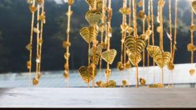 El pho del oro deja la ejecución en árbol de oro y x28; image& x29 de la falta de definición; con el selecte Imagen de archivo