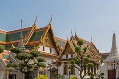 El Phra Maha Montein Group en Royal Palace en Bangkok Imagenes de archivo