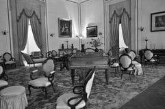 El piano y los derechos fotos de archivo libres de regalías